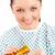 paciente · pastillas · sonriendo · jóvenes · médico - foto stock © wavebreak_media