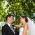 vrouw · trouwjurk · dansen · bruiloft · sexy · dans - stockfoto © wavebreak_media