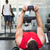 gericht · bodybuilder · zwaar · zwarte - stockfoto © wavebreak_media