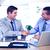 ビジネスマン · パートナー · 握手 · スーツ · チームワーク · ビジネス - ストックフォト © wavebreak_media