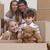 Kinder · Boxen · Eltern · neue · Wohnung · Frau - stock foto © wavebreak_media