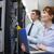 equipe · digital · cabo · servidores · grande - foto stock © wavebreak_media