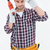 confident handyman holding drill machine stock photo © wavebreak_media