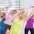 женщины · осуществлять · фитнес · студию - Сток-фото © wavebreak_media