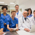 glimlachend · arts · hoogleraar · stethoscoop · gezondheidszorg · geneeskunde - stockfoto © wavebreak_media