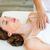 donna · reiki · trattamento · pelle - foto d'archivio © wavebreak_media