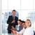 Success in a presentation stock photo © wavebreak_media