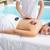 caliente · piedra · masaje · jóvenes · caucásico · mujer - foto stock © wavebreak_media