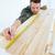 плотник · доска · мнение · обратить - Сток-фото © wavebreak_media