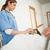 медсестры · кислородная · маска · женщины · пациент · больницу · коридор - Сток-фото © wavebreak_media
