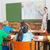 география · учитель · столе · молодые · честолюбивый · очки - Сток-фото © wavebreak_media