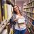 vrouwelijke · student · bibliotheek · boek · meisje - stockfoto © wavebreak_media