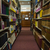 rows of bookshelves in the library stock photo © wavebreak_media