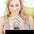 vrouw · vergadering · laptop · beker · woonkamer - stockfoto © wavebreak_media