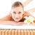 güzel · kadın · geri · masaj · spa · merkez - stok fotoğraf © wavebreak_media