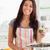 魅力のある女性 · 野菜 · 立って · キッチン · 女性 · 手 - ストックフォト © wavebreak_media