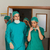 surgery team leaving the operating room in hospital stock photo © wavebreak_media