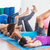 женщины · йога · класс · фитнес · студию - Сток-фото © wavebreak_media