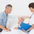 врач · пациент · старший · служба - Сток-фото © wavebreak_media