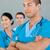 kisebbségi · orvos · kollégák · orvosi · munka · egészség - stock fotó © wavebreak_media