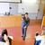 carismático · professor · lição · universidade · estudantes · auditório - foto stock © wavebreak_media