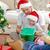 gelukkig · gezin · naar · weinig · jongen · opening · christmas - stockfoto © wavebreak_media