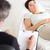 психолог · говорить · печально · женщины · пациент · комнату - Сток-фото © wavebreak_media