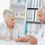 Female senior patient visiting a doctor stock photo © wavebreak_media