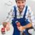 plumber smiling at the camera stock photo © wavebreak_media