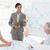 障害者 · ビジネスマン · 同僚 · 成熟した · オフィス - ストックフォト © wavebreak_media