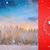 inverno · árvore · blue · sky · solitário · coberto · geada - foto stock © wavebreak_media
