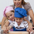 dois · crianças · natal · bolinhos · comida · feliz - foto stock © wavebreak_media