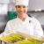 verde · fresche · asparagi · sani - foto d'archivio © wavebreak_media