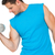 fit young man exercising with dumbbell stock photo © wavebreak_media