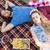 cute couple having a picnic stock photo © wavebreak_media