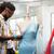 мужчины · моде · дизайнера · манекен · вид · сбоку · рабочих - Сток-фото © wavebreak_media