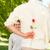 gelukkig · man · aanbieden · steeg · vriendin · glimlach - stockfoto © wavebreak_media