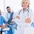 erkek · cerrah · kadın · doktor · tıbbi - stok fotoğraf © wavebreak_media