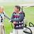 felice · golf · Coppia · golf · dietro - foto d'archivio © wavebreak_media