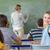 profesor · hombre · escuela · educación · gafas - foto stock © wavebreak_media