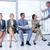 zakenlieden · wachten · sollicitatiegesprek · vergadering - stockfoto © wavebreak_media