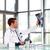 médecin · bureau · regarder · xray · santé · médecine - photo stock © wavebreak_media
