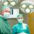 kettő · sebész · áll · sebészi · szoba · női - stock fotó © wavebreak_media