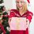 różowy · christmas · dekoracje · ozdoby · pasiasty - zdjęcia stock © wavebreak_media
