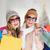 gelukkig · jonge · vrouwen · mall · verkoop - stockfoto © wavebreak_media