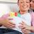 jonge · man · zoenen · zwangere · vrouw · baby · brieven - stockfoto © wavebreak_media