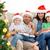 portret · familie · christmas · sofa · boom · kinderen - stockfoto © wavebreak_media