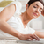 calma · mulher · relaxante · laptop · tapete - foto stock © wavebreak_media