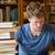 portre · erkek · öğrenci · okuma · kütüphane · kitap - stok fotoğraf © wavebreak_media