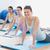 フィットネス · ヨガ · 女性 · ストレッチング · コブラ · ポーズ - ストックフォト © wavebreak_media
